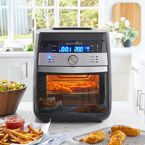 Deluxe Air Fryer